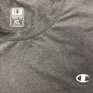 Champion Shirts - Champion Long Sleeve T-Shirt Size XL
